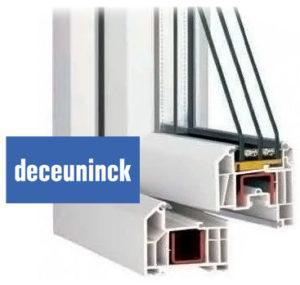 ПВХ профиль Deceuninck